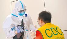 你覺得台灣社區有沒有新冠肺炎潛在的感染風險?