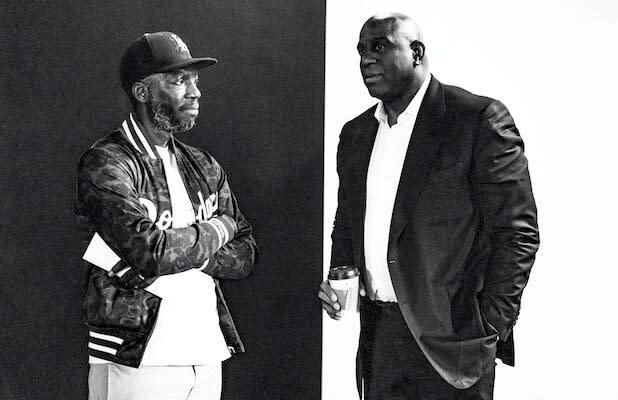 'Dope' Filmmaker Rick Famiyuwa to Direct Magic Johnson Documentary Series