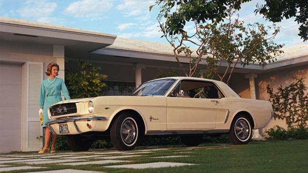 March 9: The first Ford Mustang was built on this date in 1964