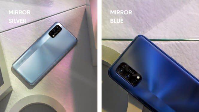 Realme 7 Pro Sudah Bisa Dipesan, Cek Harganya