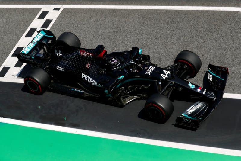 Hamilton rebut pole position GP Spanyol