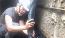 南海低壓持續發展 南市超前防汛部署降低豪大雨災情