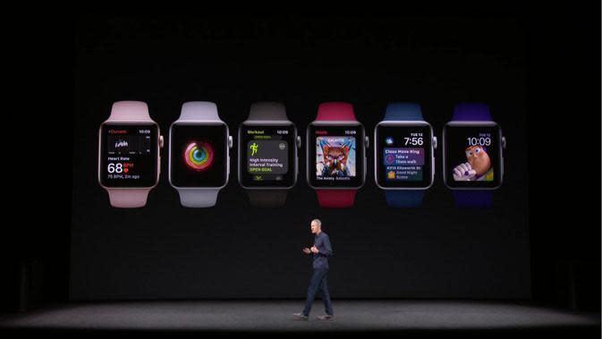 Apple Watch Series 3. (Doc: Apple)