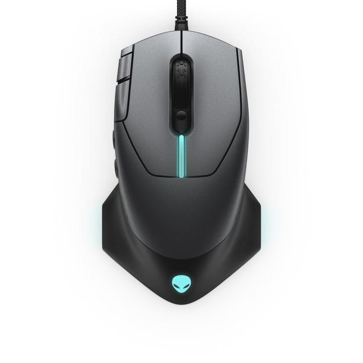 alienware gaming mouse keyboard monitor gamescom 2019 aw510m