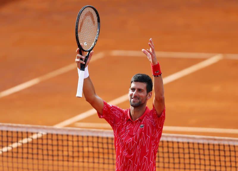 Mengejar rekor Federer memacu Djokovic berlaga di AS Terbuka