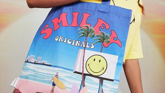 Pomelo X Smiley. Sumber foto: Document/Pomelo.