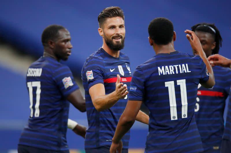 Revamped France fight back to sink battling Croatia