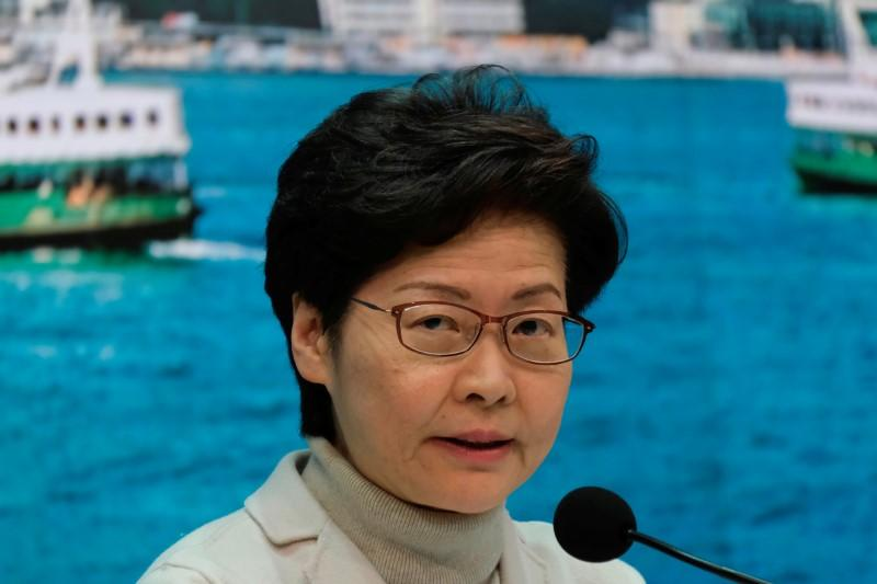 Hong Kong bans public gatherings of more than four people