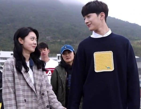 10 Potret Lai Guanlin dan Kekasih di Drama First Love, Bikin Baper!