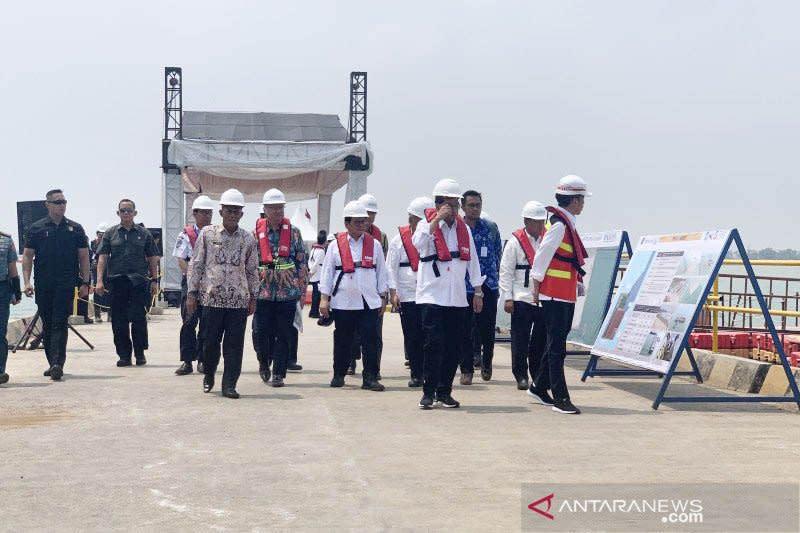 Patimban akan dijadikan sebagai pusat kota baru