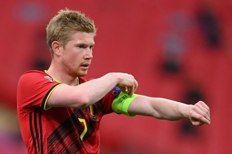 De Bruyne faces spell on sidelines for Man City