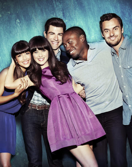 "Most Overrated TV Shows of the Year: ""New Girl"""