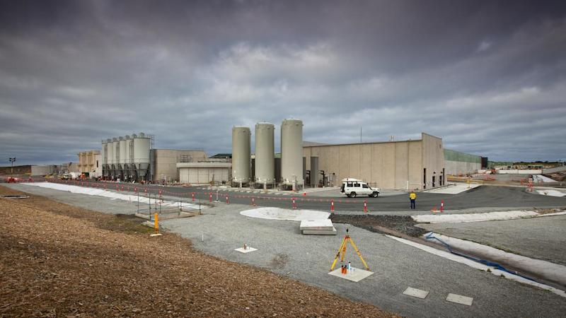 Dry Victoria to turn to desalinated water