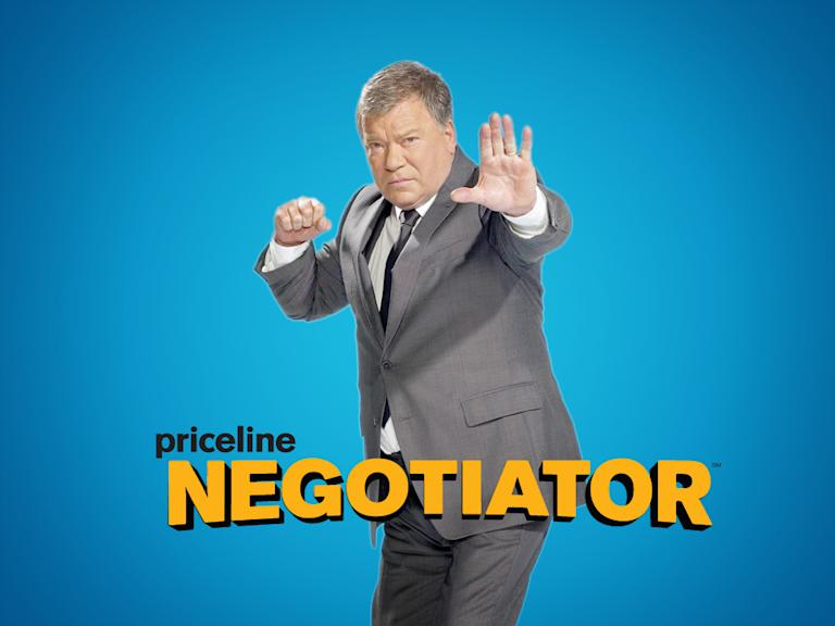 William Shatner for Priceline