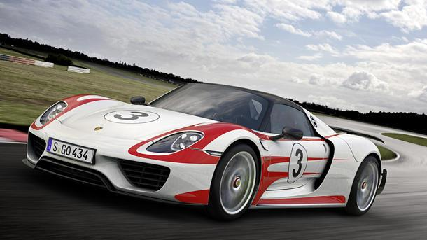 2015 Porsche 918 Spyder, the $1 million green monster: Motoramic Drives