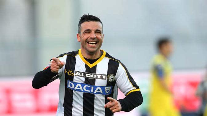 Antonio Di Natale. (AFP)