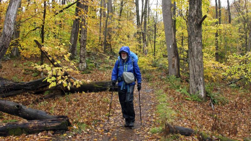 Painter's Hiking Journey