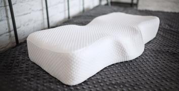 この枕、一晩使えば違いがわかる