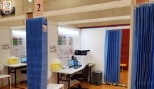 西灣河體育館設14個復必泰注射站 每日料打2000劑疫苗