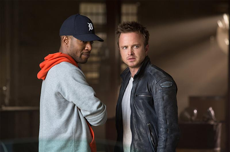 WATCH: Aaron Paul in First Trailer for DreamWorks' 'Need For Speed' (VIDEO)