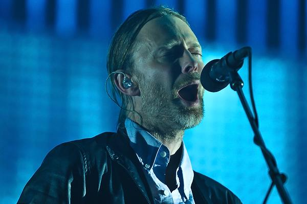 Radiohead Push Boundaries, Salute Jack White at Bonnaroo