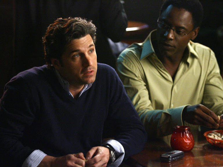 Isaiah Washington vs. Patrick Dempsey