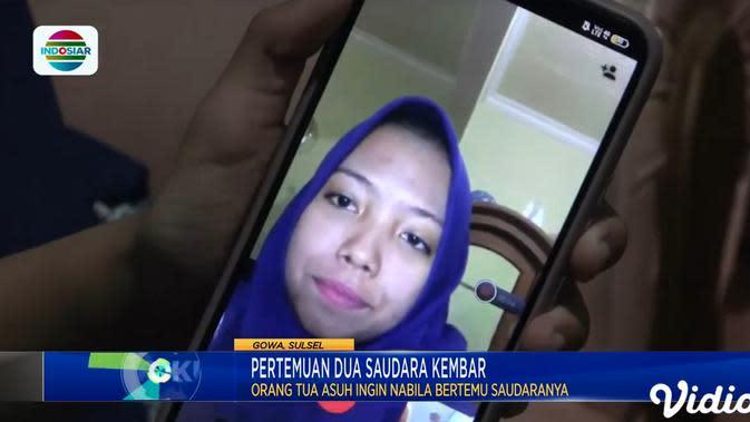 Kisah Saudara Kembar Dipertemukan Setelah 16 Tahun Lewat Media Sosial