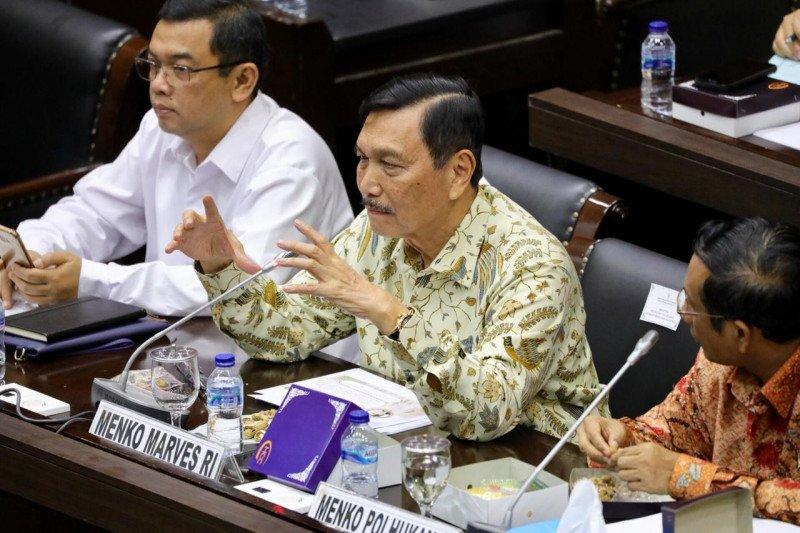 Luhut : Pembangunan Ibukota baru dimulai 2021