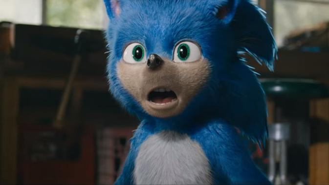 Sonic The Hedgehog (YouTube/ Paramount Pictures)