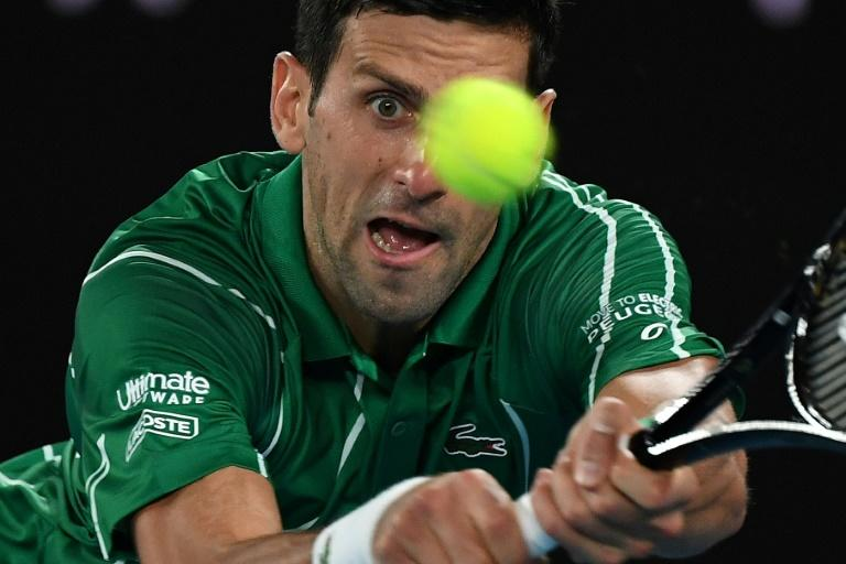 Serbia's Novak Djokovic is a seven-time winner of the Australian Open