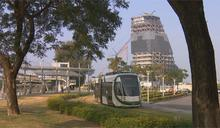高雄輕軌二階段正式復工 2023年全線通車