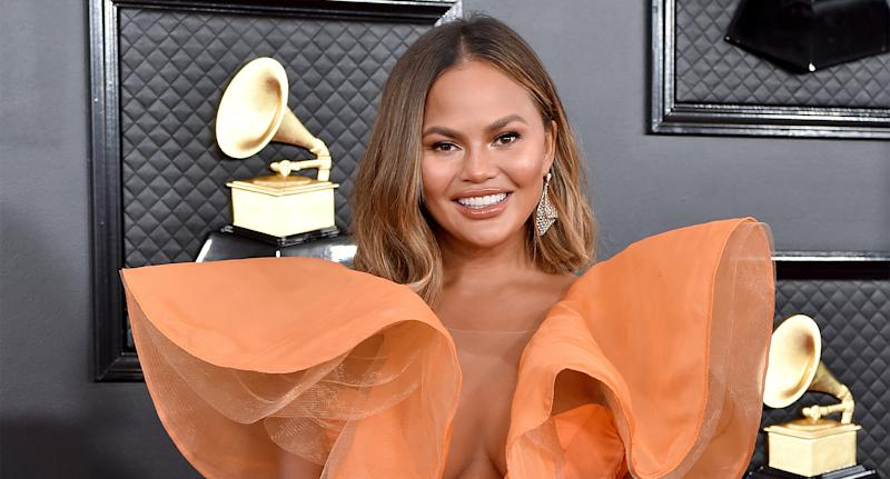 Chrissy Teigen hit back after being body-shamed online. (Photo by Axelle/Bauer-Griffin/FilmMagic)