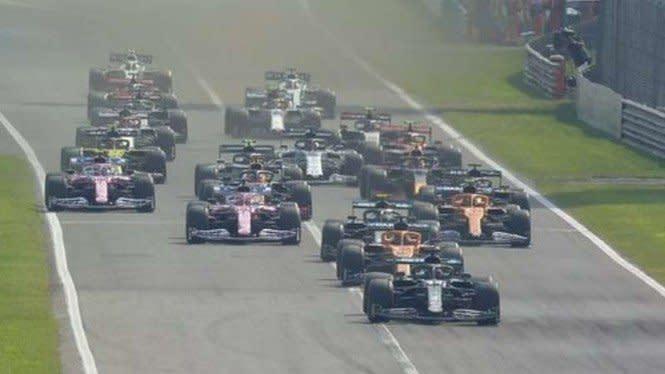 Jadwal F1 GP Toskana 11-13 September, Potensi Kejutan di Sirkuit Baru