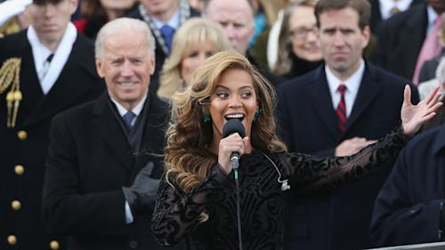 Beyoncé, Kelly Clarkson and James Taylor Tone Down Pop Personas For President Obama's Inauguration
