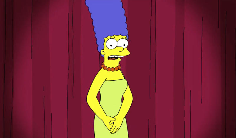 Election 2020 Marge Simpson