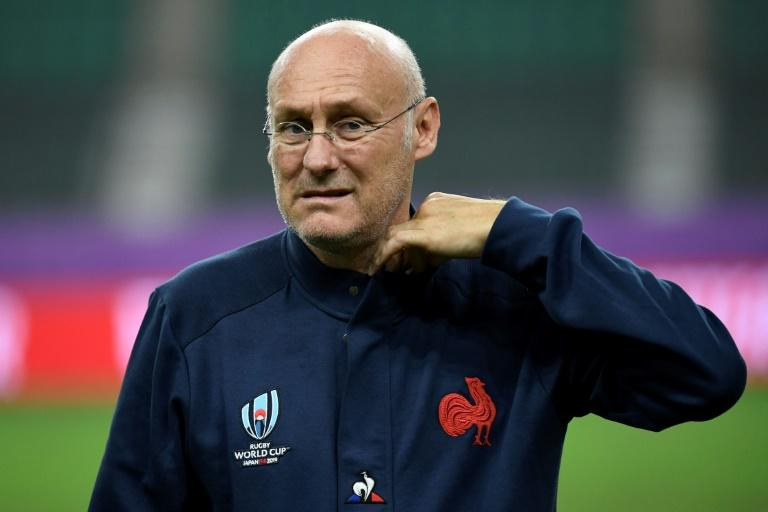 French rugby chief Laporte questioned for second day over favouritism suspicions