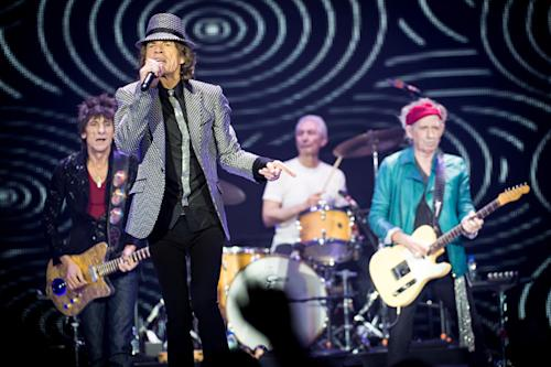Rolling Stones Plot North American Arena Tour