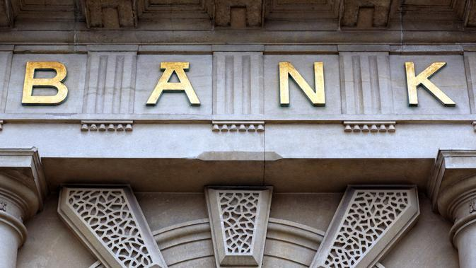 Ilustrasi bank (Sumber: Istockphoto)