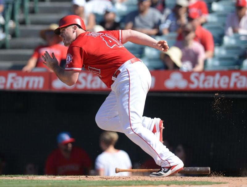 Ex-Angels 1B Bour to play next season in Japan