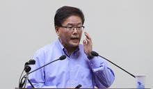 國民黨中常會邀李克聰演講 (圖)