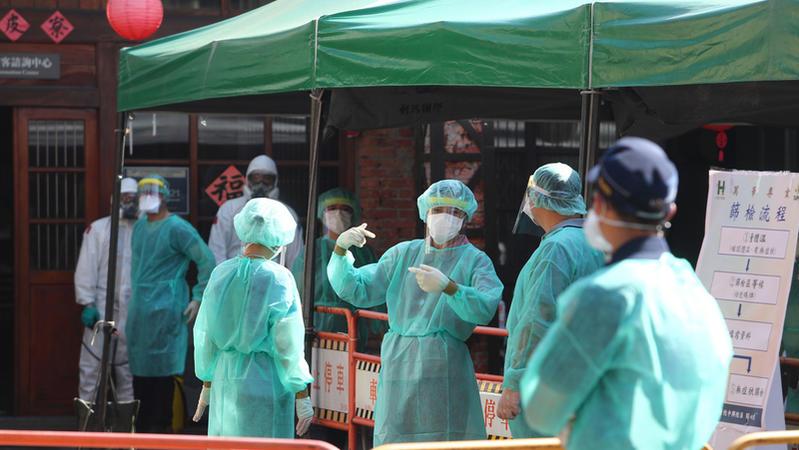 台灣疫情延燒,你覺得台灣的疫情能否控制住?