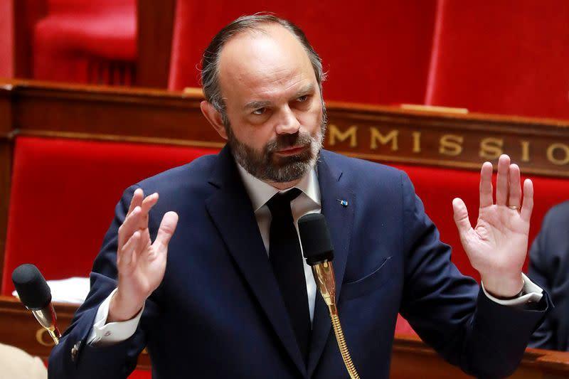 France may ease coronavirus curbs on worship earlier than planned - premier