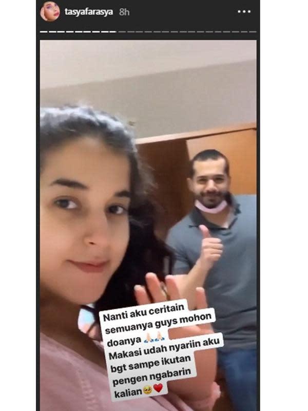 Tasya Farasya (Sumber: Instagram/tasyafarasya)