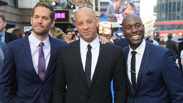 Stars Give Shout Outs to the Fans at London Premiere of 'Fast and Furious 6′