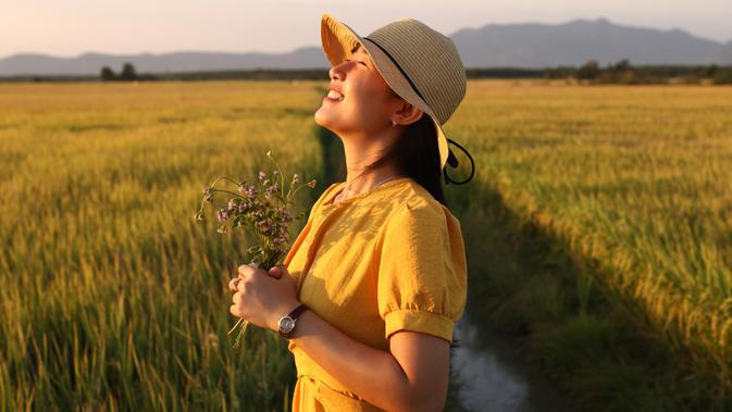 ilustrasi kepribadian perempuan/Photo by Vinh Quang from Pexels