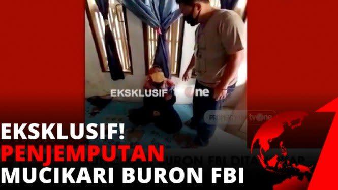 Video Eksklusif Penjemputan Mucikari Pemasok Anak ke Buronan FBI