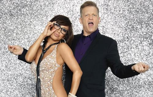 Cheryl Burke & Drew Carey - The Drew Crew -- ABC