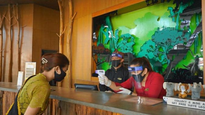 Siasat Hotel di Puncak Bogor Bertahan di Tengah Pandemi Corona
