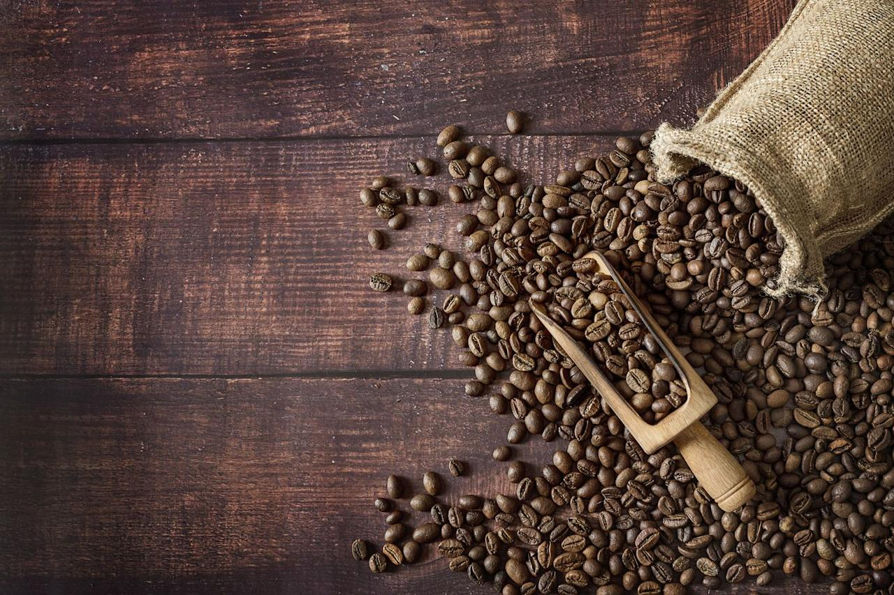 """<p>If you're a regular coffee drinker, you're probably going through bags of beans pretty quickly, so buying them in bulk will save you plenty of cash down the road. For example, 6 lbs of Jose's Organic French Dark Roast Whole Bean Coffee goes for $39.99 <a href=""""https://www.costco.com/jose%e2%80%99s-organic-french-dark-roast-whole-bean-coffee%2c-3-lb%2c-2-pack.product.100468561.html"""" target=""""_blank"""">at Costco</a> — just $10 more than <a href=""""https://www.walmart.com/ip/jose-s-gourmet-coffee-organic-french-roast-whole-bean-coffee-3-lbs-48-oz/776862860"""" target=""""_blank"""">you would pay at Walmart</a> for half the amount of coffee beans.</p>"""