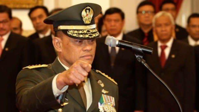 Dirikan KAMI, Jenderal Gatot Batalkan Janjinya ke Cucu Usai Pensiun